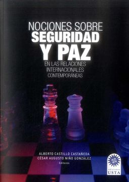 portada NOCIONES SOBRE SEGURIDAD Y PAZ