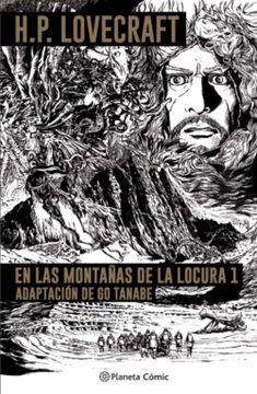 portada Las Montañas de la Locura- Lovecraft nº 01