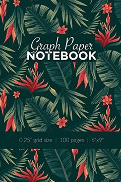 portada Graph Paper Notebook - Graph Paper Notebook Journal: 1 (libro en Inglés)