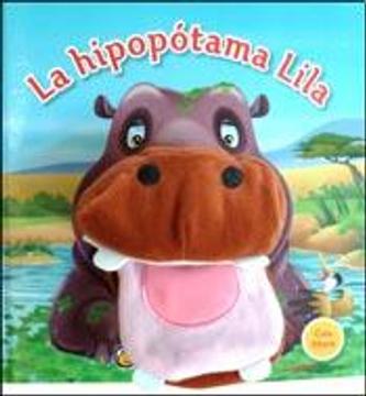 portada La Hipopotama Lila