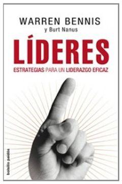 portada Líderes: Estrategias Para un Liderazgo Eficaz (Bolsillo Paidos)