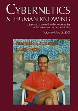 portada Francisco j. Varela 1946-2001 (libro en Inglés)