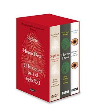 portada Obra Completa: Estuche Con: Sapiens | Homo Deus | 21 Lecciones Para el Siglo Xxi: 18041 (Historia)