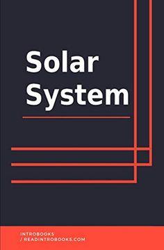 portada Solar System (libro en Inglés)