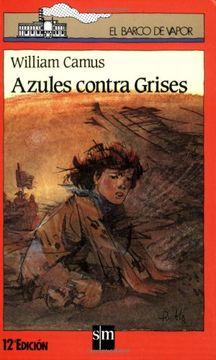 portada Azules contra grises (Barco De Vapor Roja)
