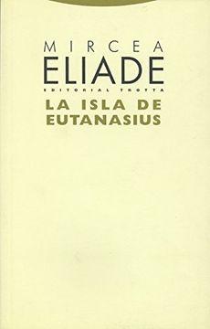 portada La Isla de Eutanasius