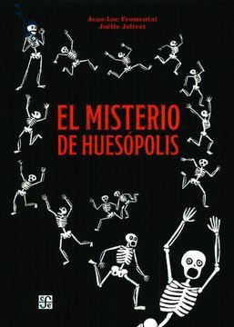 portada El Misterio de Huesopolis