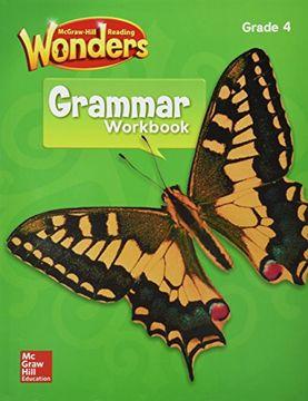 portada Wonders Grammar Workbook gr. 4