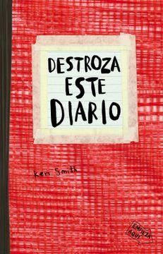 portada Destroza Este Diario. Rojo