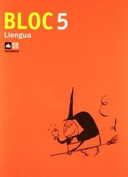 portada Bloc Llengua 5 (BLOC Llengua catalana)