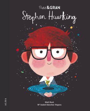 portada Petit & Gran Stephen Hawking