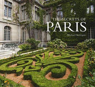portada secrets of paris