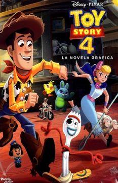 portada Toy Story 4. La Novela Gráfica.