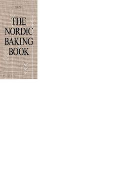 portada The Nordic Baking Book (libro en inglés)
