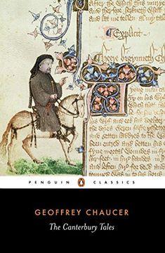 portada The Canterbury Tales (Original-Spelling Middle English Edition) (Penguin Classics) (libro en Middle English)