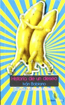 portada Historia de un deseo: Finalista del VI Premio Odisea de Literatura ([odiseabolsillo])