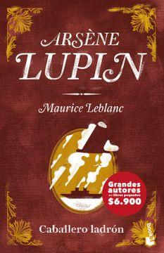 portada Arsène Lupin, Caballero Ladrón