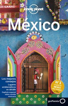 portada Mexico 7º Edicion (Español) (Lonely Planet)