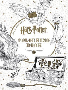 portada Harry Potter. Colouring Book
