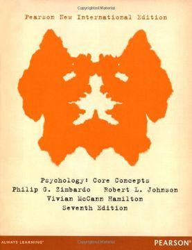 portada Psychology: Pearson new International Edition: Core Concepts (libro en Inglés)