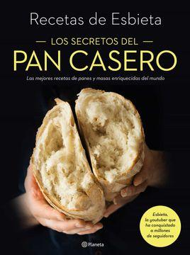 portada Los Secretos del pan Casero