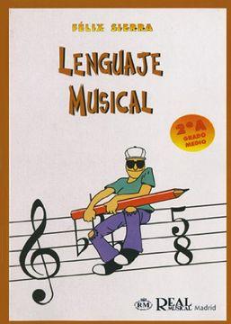 portada Lenguaje Musical, Grado Medio 2°a (rm Lenguaje Musical)