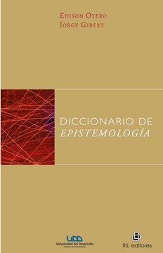 portada Diccionario de Epistemología