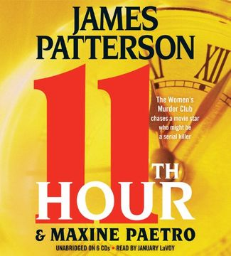 portada 11Th Hour (Women's Murder Club) (libro en Inglés) (Audiolibro)