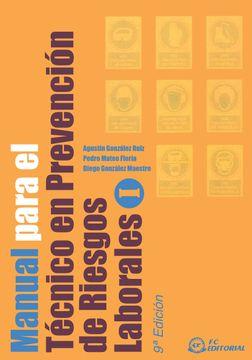 portada Manual Para el Técnico en Prevención de Riesgos Laborales