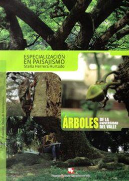 portada ÁRboles de la Universidad del Valle