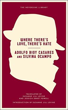 portada Where There's Love, There's Hate (Neversink) (libro en Inglés)