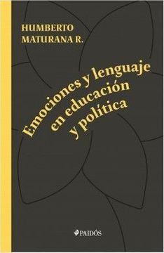 portada Emociones Y Lenguaje En Eduación Y Política