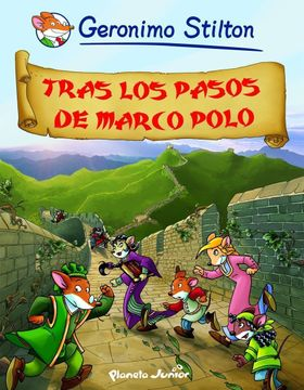 portada Tras los Pasos de Marco Polo