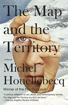 portada The map and the Territory (Vintage International) (libro en Inglés)