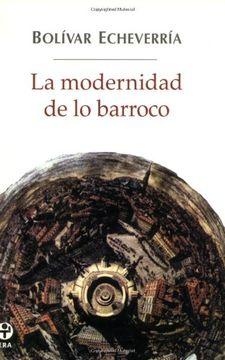 portada La Modernidad de lo Barroco