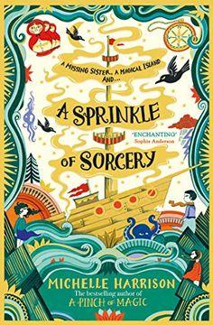 portada A Sprinkle of Sorcery (libro en Inglés)