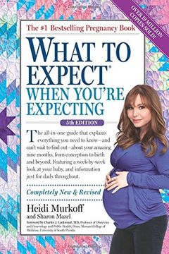 portada What to Expect When You're Expecting