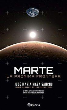 portada Marte: La Próxima Frontera