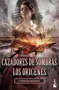 portada Princesa Mecánica