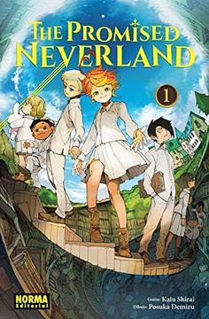 portada The Promised Neverland