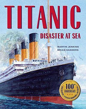 portada Titanic (libro en Inglés)