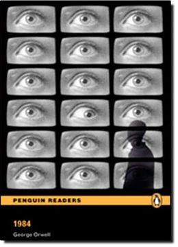 portada Peguin Readers 4: 1984 Book & cd Pack: Level 4 (Penguin Readers (Graded Readers)) - 9781405879439 (libro en Inglés)