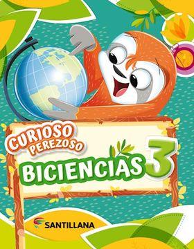 portada Curioso Perezoso Biciencias 3 Santillana