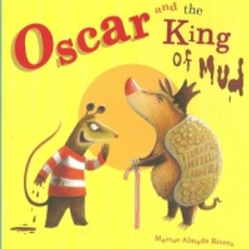 portada Oscar and the King of mud