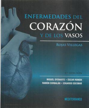 portada Enfermedades del Corazon y de los Vasos 4ª Edicion