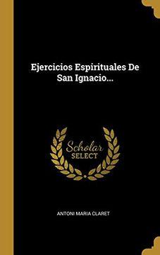 portada Ejercicios Espirituales de san Ignacio.