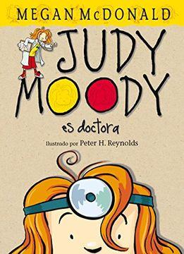 portada Judy Moody es Doctora!
