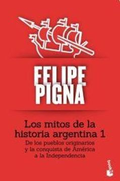 portada Mitos De La Historia Argent. 1 Booket