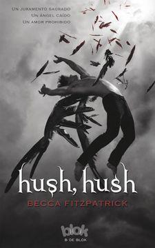portada 1. Hush Hush