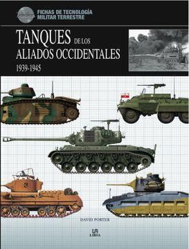 portada Tanques de los Aliados Occidentales 1939-1945